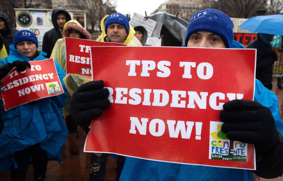 The Supreme Court Decision Regarding TPS and The Green Cards