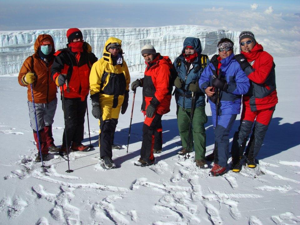 marangu_Kilimanjaro Top