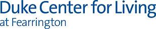 Duke_CFL_at Fearrington- blue logo, whit