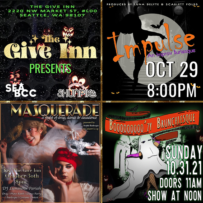 HalloWeekend at The Give Inn