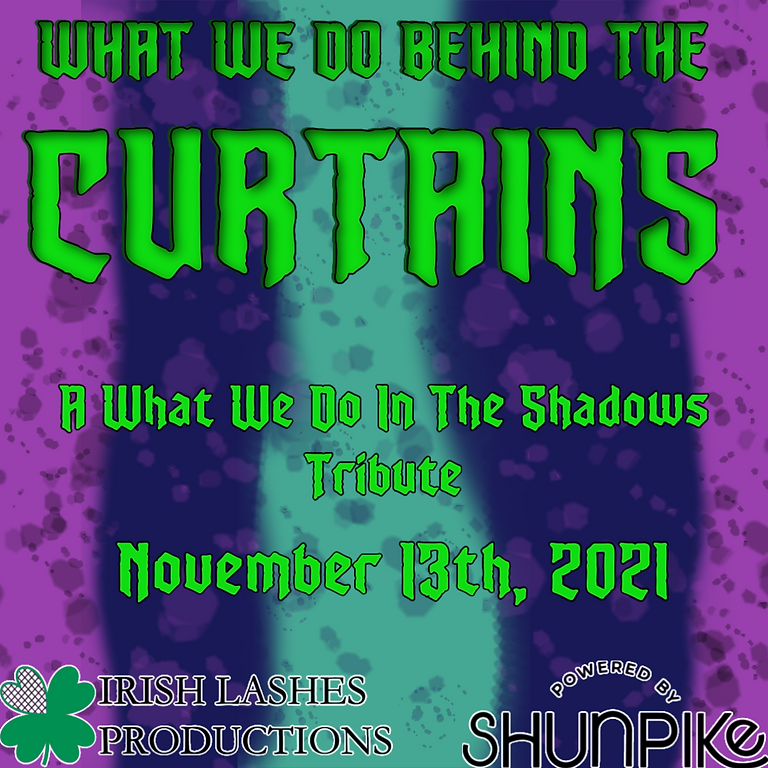 What We Do Behind The Curtains