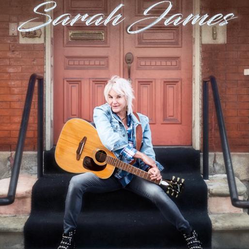 PHAT FRIDAYS- Sarah James PERFORMING LIVE