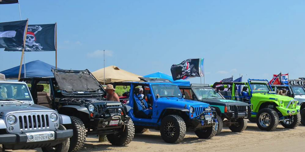 PHAT TURTLE JEEP RALLY