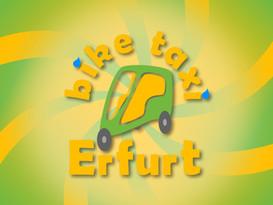 biketaxi Erfurt und die BUGA 2021