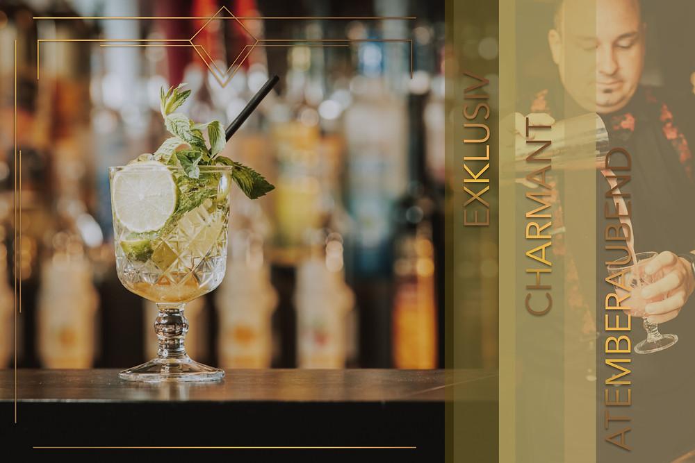Nordhäuser Fürstenhof Lounge, Nordhäuser Fürstenhof Hotel, Bar, Cocktails, Nordhausen, Drinks