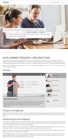 Klick-Laminat verlegen – Eine Anleitung