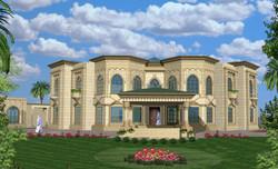 Traditional Design Villa At Khawaneej