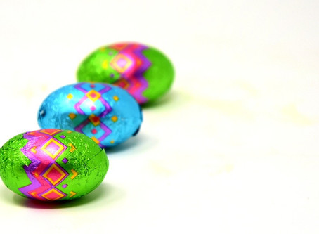 Easter eggs and Economics