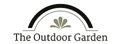 The Outdoor Garden Logo black and tan.jp