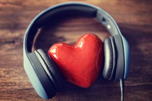 headphones, heart, winnipeg dj
