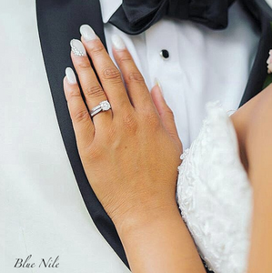 Winnipeg Wedding Rings Online, Blue Nile