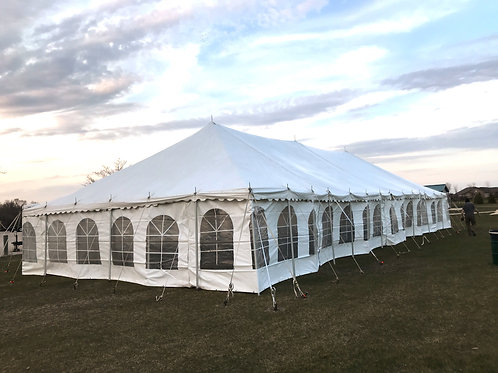 30 x 70 Marquee Tent