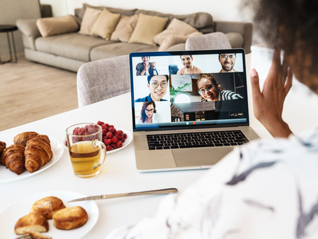 Confused  how to Zoom AND do a virtual holiday party?