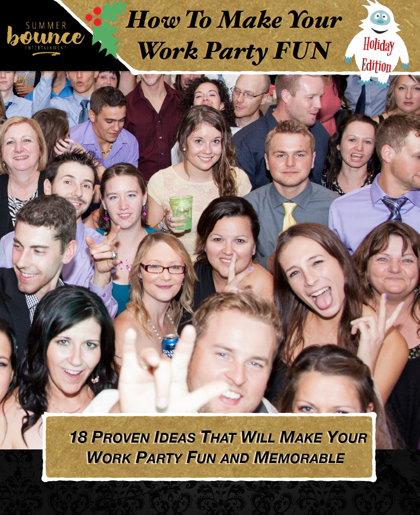 downloadable guide for christmas party ideas