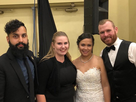 Instead of Calling Around for DJ Prices, Here is What One Winnipeg Couple Did