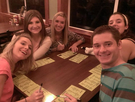 Jukebox Bingo - the game that has EVERYONE singing along!