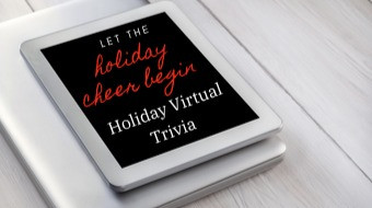 Pt.2 Quick steps to having a Virtual Holiday Party! Step 3 - 5🎄