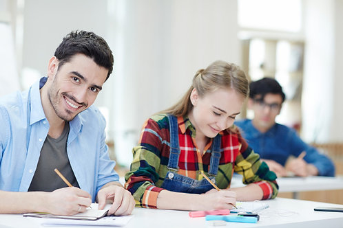 Voller Kurs, komplettes Niveau in 5 Monaten Unterricht 2x pro Wo | 16h pro Monat