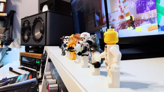 Lego music and sound design 2