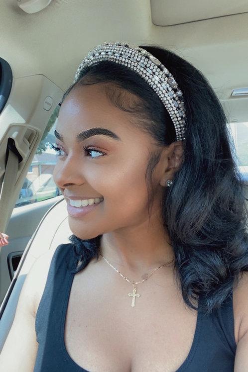 Platinum Princess Headband