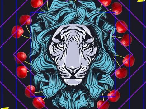 Cherry Lion