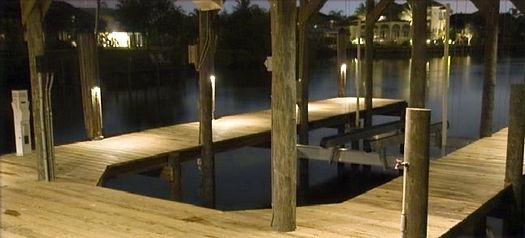 CAST deck & wall lights