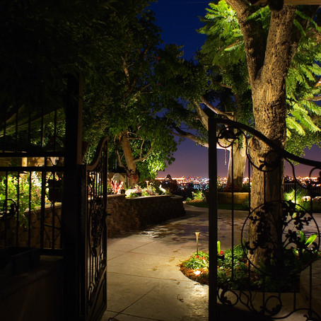 4 Reason's to Add Landscape Lighting To Your Outdoor Living Space
