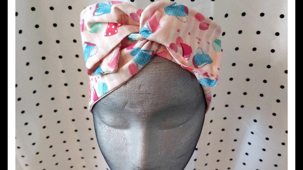 Tea Party Print Rosie Wraps
