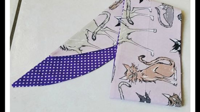 Ghastly Cats Rosie Hair Wraps