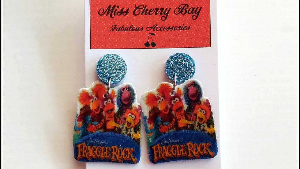 Fraggle Rock Earrings
