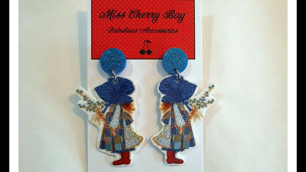 Holly Hobby Earrings
