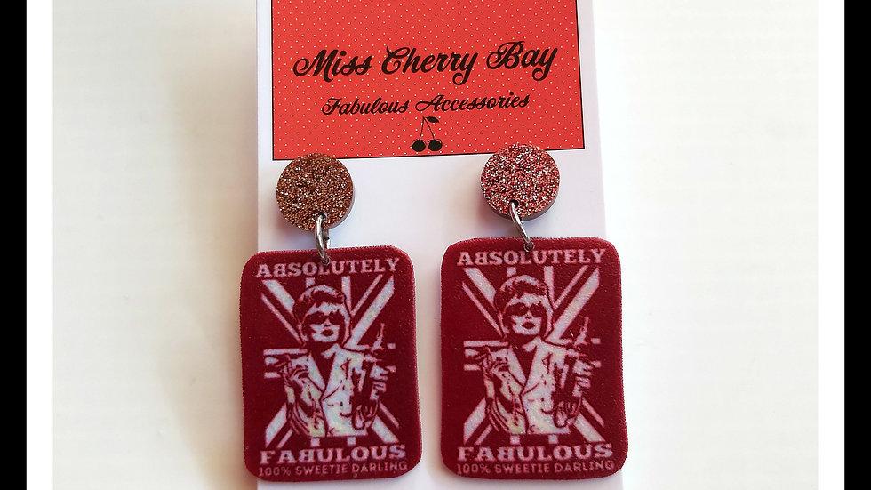 Absolutely Fabulous Patsy Earrings