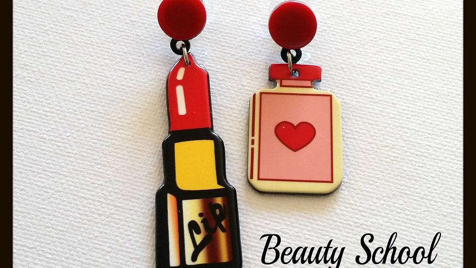 Beauty School Drop out earrings