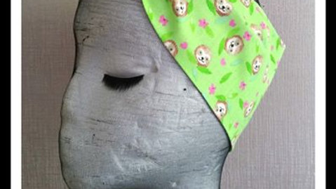 Sloth Rosie Wraps