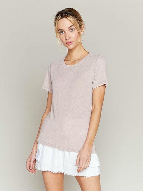 Thread & Supply T-shirt Dusty Pink