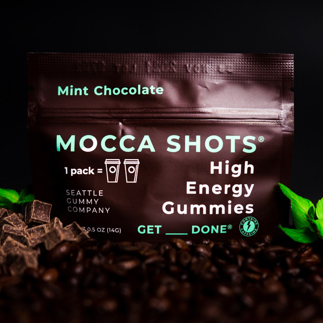 Seattle Gummy Mint Chocolate Mocca