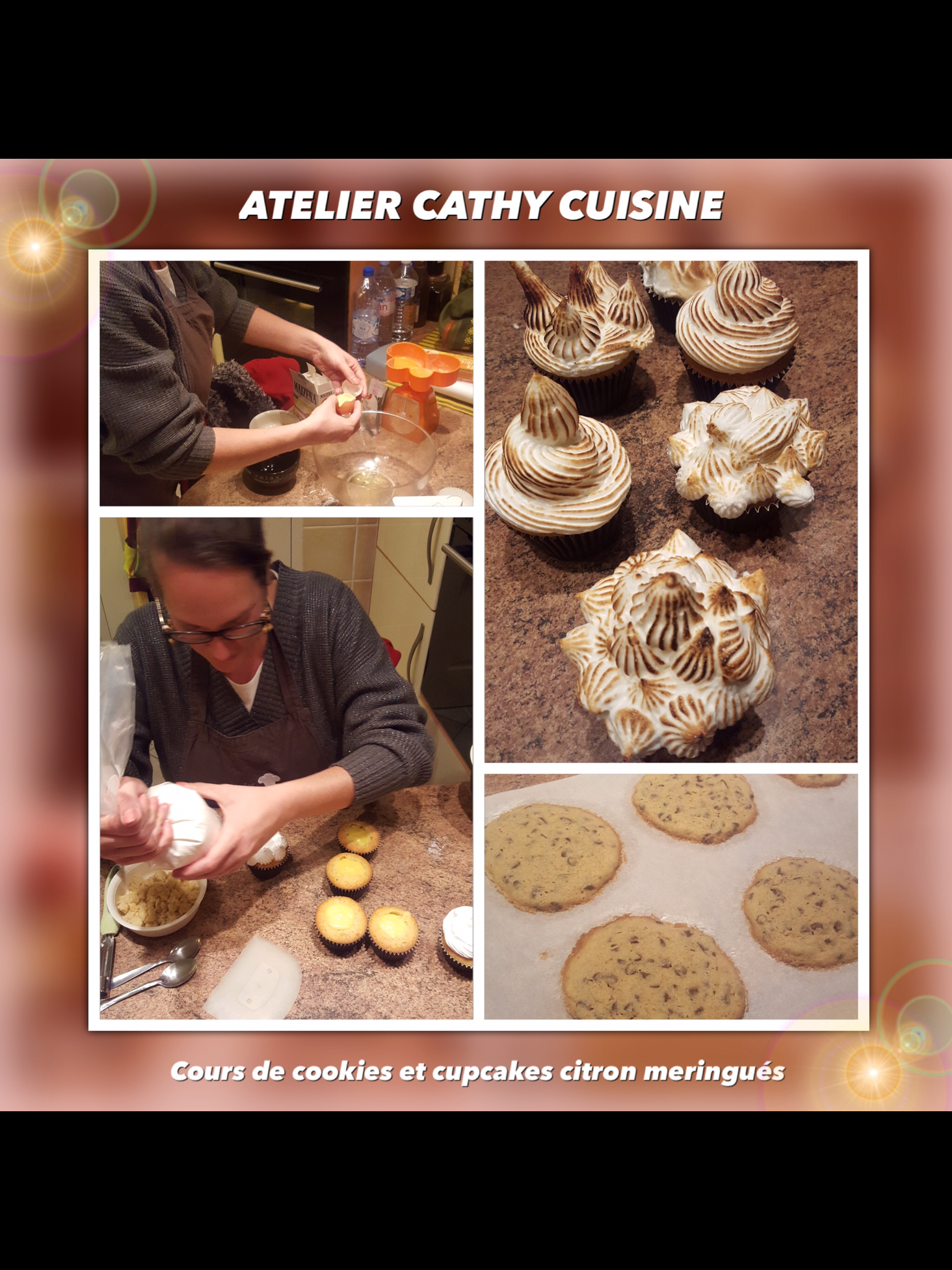 Cours cupcakes