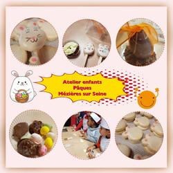 Ateliers enfants Pâques