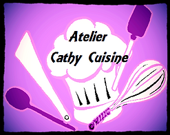 ATELIER CATHY CUISINE cours de pâtisserie à domicile