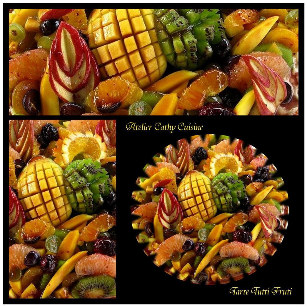 Tarte tutti fruti