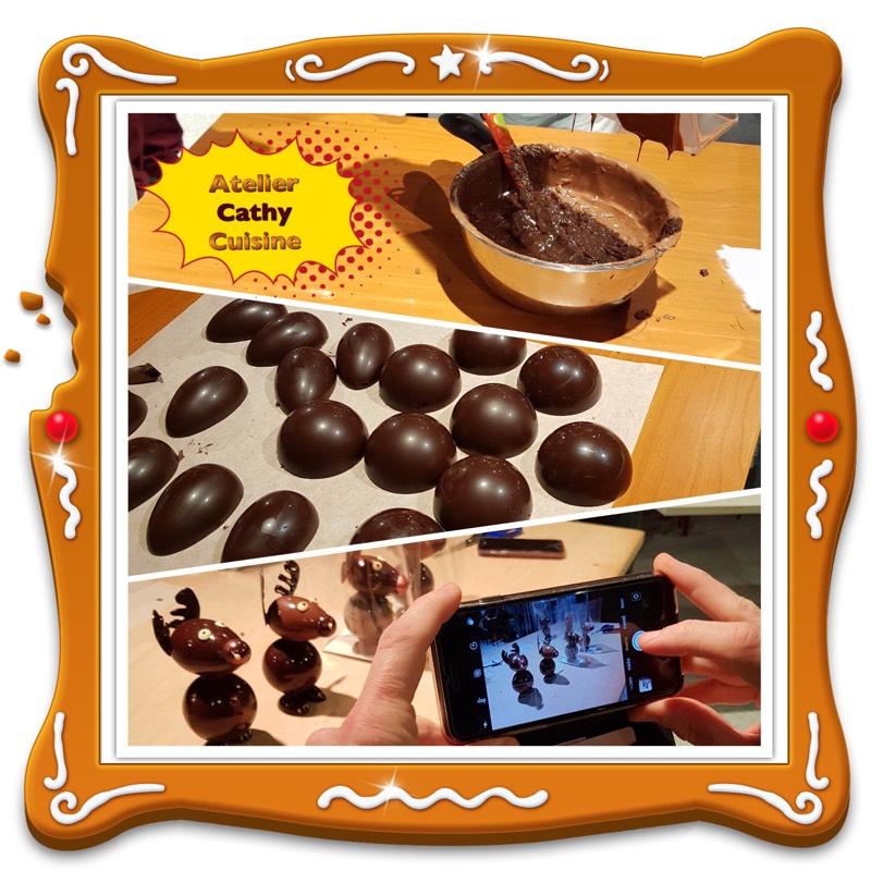 Animation chocolat