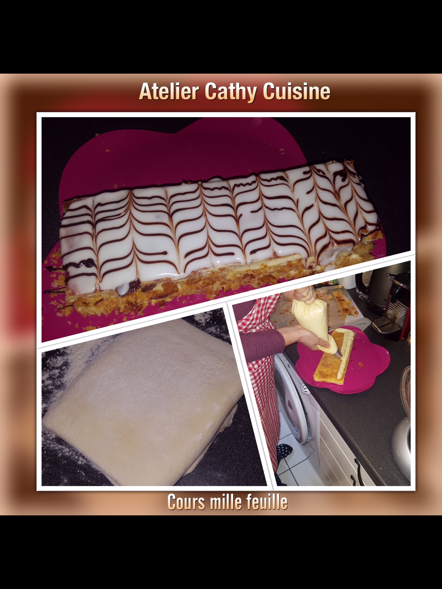 Cours Mille-feuille
