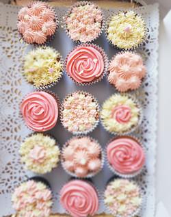 Cupcakes Babyshower