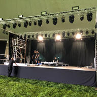 Festival Truss & Stage