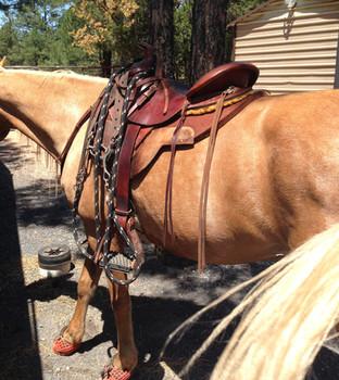 Saddle by John McKenna