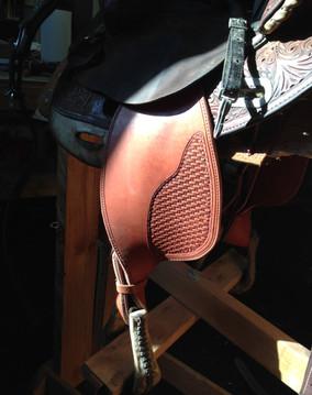 Custom-designed saddle