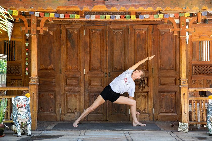 Lisa Iyengar Yoga