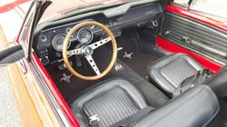 Mustang cabriolet 1968 289 ci 8