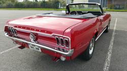 mustang cab 1968 ar