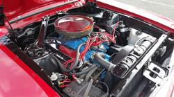 Mustang cabriolet 1968 289 ci 7